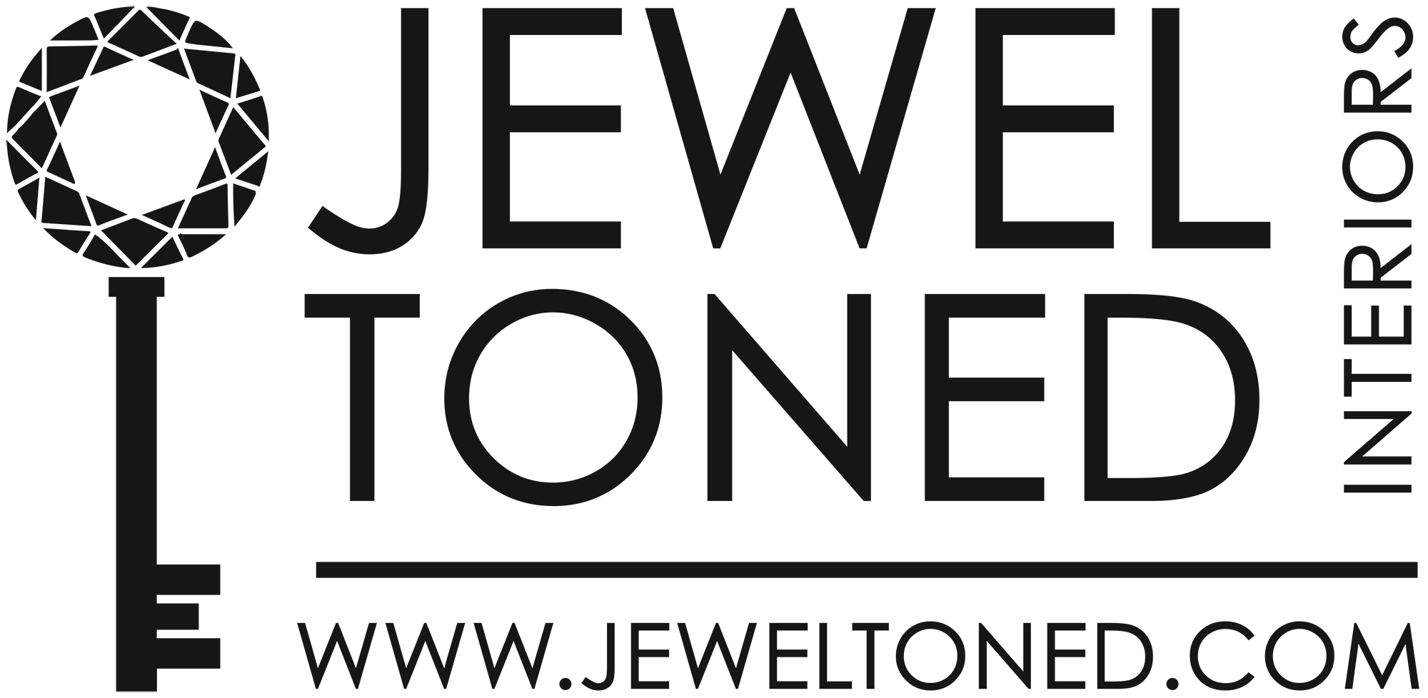 Jewel Toned Interiors Logo