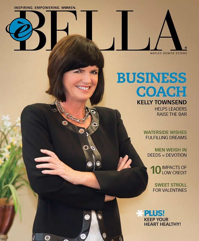 Kelly Townsend Business Coach in eBella Magazine